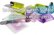 Le Sodium Laureth Sulfate