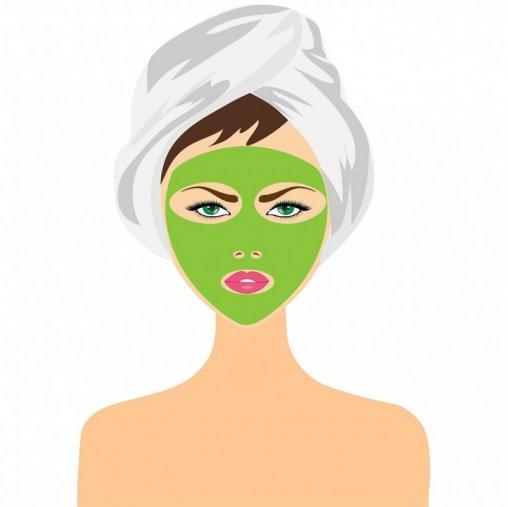 bienfaits masque argile verte