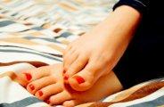 soin pieds été