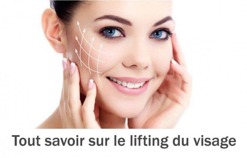 Tout savoir sur le lifting du visage