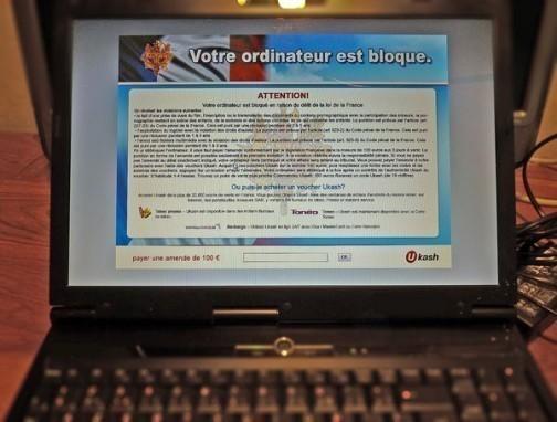 Votre ordinateur est bloqué