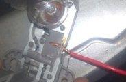 probleme de d'ampoule sur alfa 147