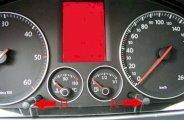 Remise à zéro compteur vidange volkswagen touran 2003 à 2010
