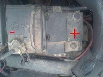 brancher des cables de batterie 1