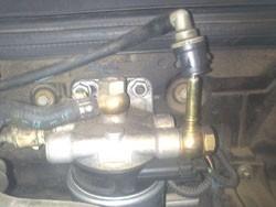 changer le filtre a gasoil sur alfa 147 3