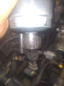 changer le filtre a gasoil sur alfa 147 10