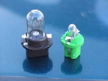 changer les ampoules de compteur sur laguna1 9