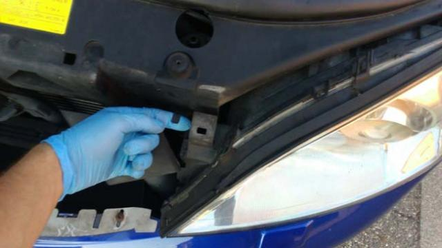 changer une ampoule avant ford mondeo 3 6