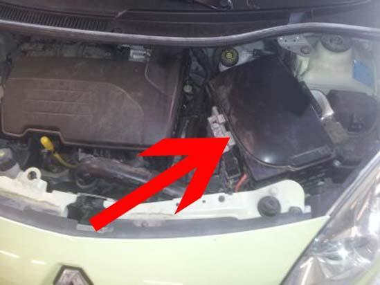 changer une batterie sur une renault twingo 3