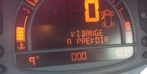 entrer le code d autoradio sur modus 1