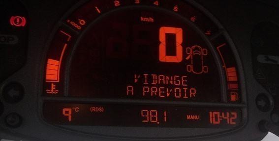 entrer le code d autoradio sur modus 7