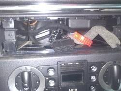installer un autoradio sur audi tt 2
