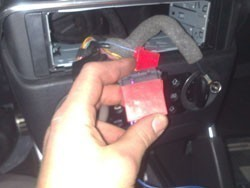 installer un autoradio sur audi tt 7