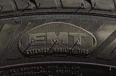 les differentes appellations du pneu run flat 4
