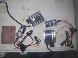 monter un kit xenon sur alfa 147 1