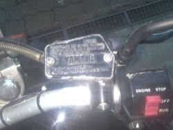 purge de frein sur moto 1
