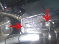 purge de frein sur moto 2