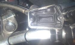 purge de frein sur moto 3