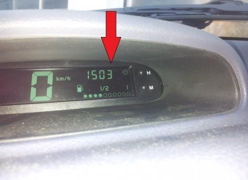 regler l heure sur renault twingo 1