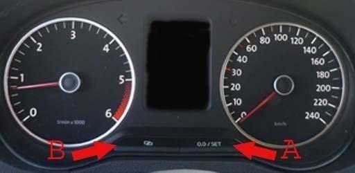 Remise à zéro compteur vidange VW polo 2010 - Astuces Pratiques