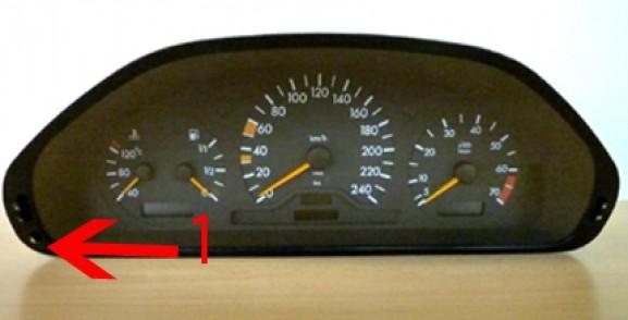 Remise A Zero Compteur Vidange Mercedes Classe E  Cdi