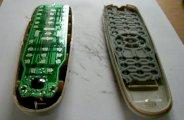 Bouton télécommande ne marche pas