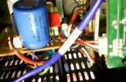Hack d'une mini-chaine Philips en panne.