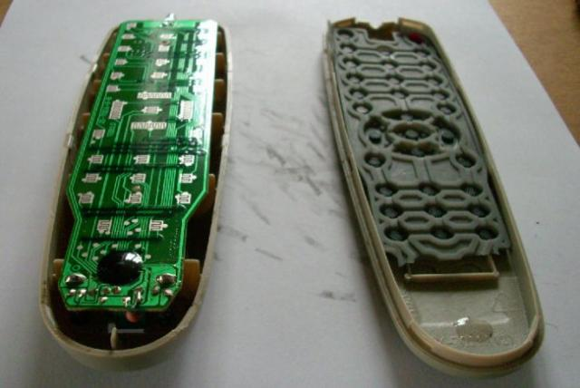 boutons telecommande inoperants 0