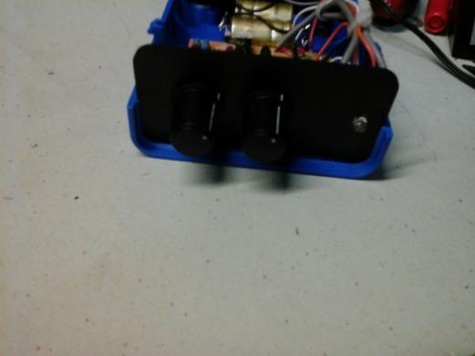 filtre passe bas actif pour caisson 1