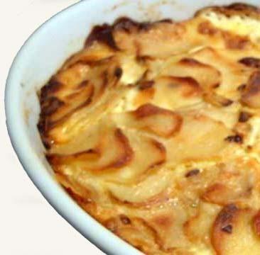 gratin de pomme de terre 0