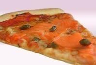 pizza au saumon fume 0