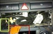 Retirer autoradio audi concert sans les clés