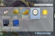 Ajouter des gadgets sur windows 7