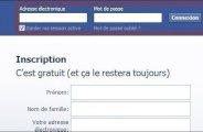 Désactiver un compte facebook