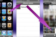 Faire une capture ecran sur iphone