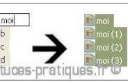 Renommer plusieurs fichiers en une seul fois sur xp
