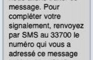 Spam sms - Bonne année 2008 et tout et tout