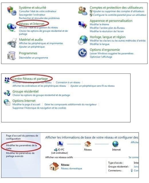 Augmenter votre debit internet sur windows 7 1