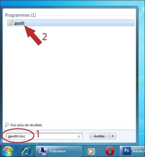 Augmenter votre debit internet sur windows 7 4