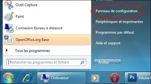 Augmenter votre debit internet sur windows 7 1