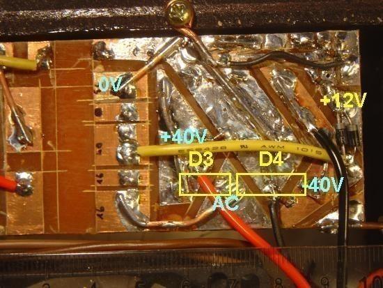 Realisation d alimentation a decoupage d ampli 600W 5