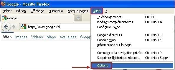 Accéder à la liste des mots de passe enregistrés dans Firefox