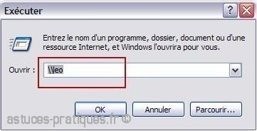 acceder aux ressources reseau avec windows 2
