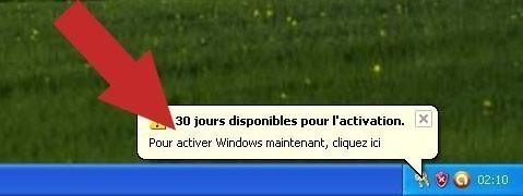 activation windows xp 1