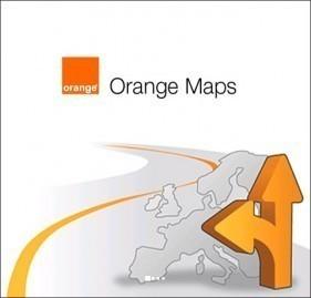 activer la localisation sur orange maps 0