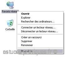 Activer ou désactiver le pare-feu internet sur xp