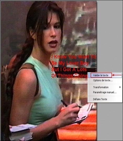 ajouter du texte sur une image avec photofiltre 5