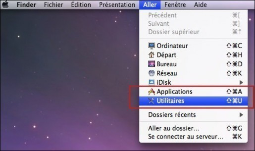 ajouter supprimer des applications au dock mac 0