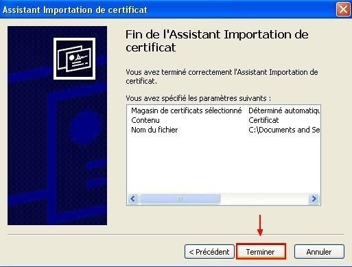 ajouter un certificat sous internet explorer 8 0 8