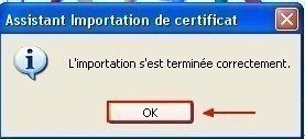 ajouter un certificat sous internet explorer 8 0 9